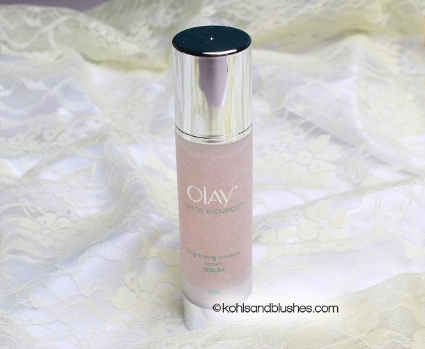 Olay White Radiance Intensive Brightening Serum Review