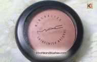 Mac Mineralize Skin finish Natural Review