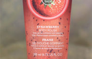 The Body Shop Strawberry Body Polish Review