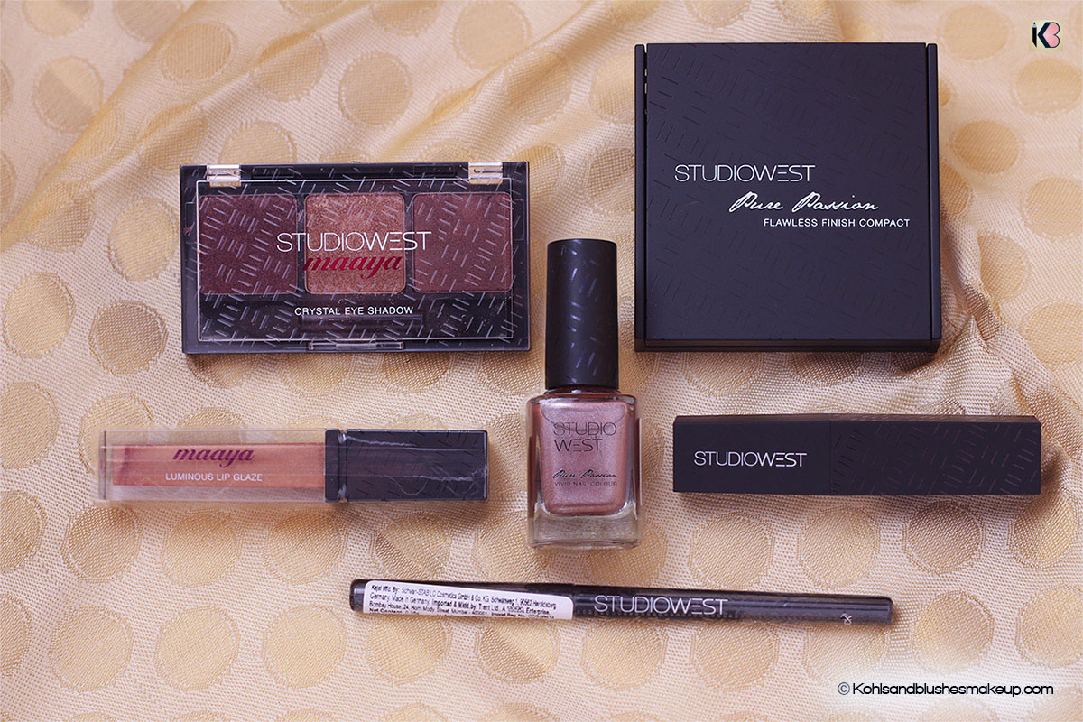Studiowest Cosmetics First Impressions Review