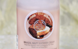 The Body Shop Brazil Nut Shower Cream Review