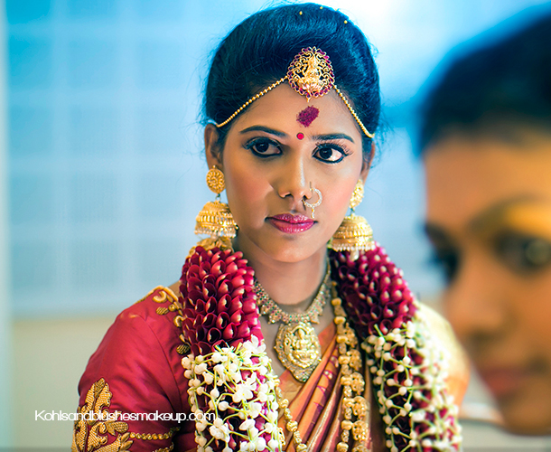 best bridal makeup artist chennai