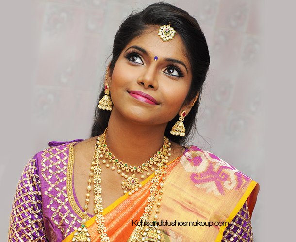 best wedding makeup artist for dark skin chennai