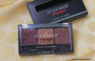 Studiowest Crystal Eye shadow (Goldmine) Review