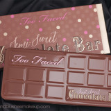 Too Faced Semi Sweet Chocolate Bar Palette Review India