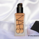 NARS All Day Luminous Weightless Foundation review India